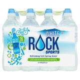 White Rock Sports Refreshing Still Spring Water 12 x 750ml