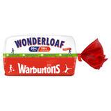 Wonderloaf Thick Sliced Bread 800g