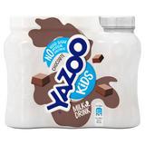 YAZOO Kids No Added Sugar Chocolate Milk Drink 6 x 200ml