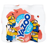 Yazoo Kids Strawberry Milk Drink 6 x 200ml