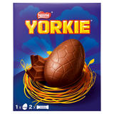Yorkie Milk Chocolate Large Easter Egg 272g