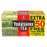 Yorkshire Tea 160 +50 Free Teabags 656g