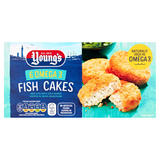 Young's 6 Omega 3 Fish Cakes 300g