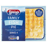 Young's Family Fish Pie 1.4kg