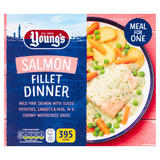 Young's Salmon Fillet Dinner 380g